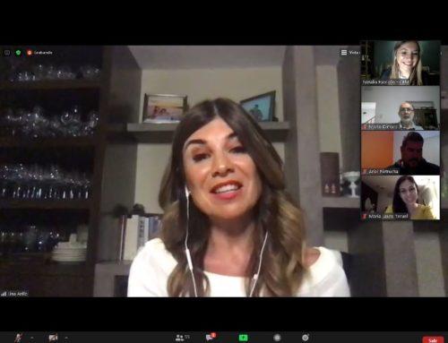 Encuentro virtual con la Dra. Lina Anllo
