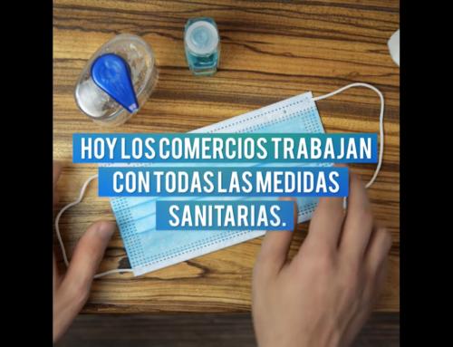 CAME lanza la campaña «El Comercio no contagia»