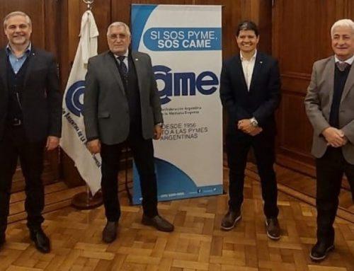 La CEM renovó su representación como consejero titular de CAME