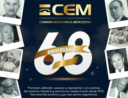 Celebramos 68 años de la Cámara Económica