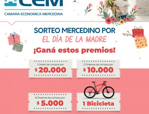 Más de 100 comercios participan del sorteo por el Día de la Madre que organiza la CEM